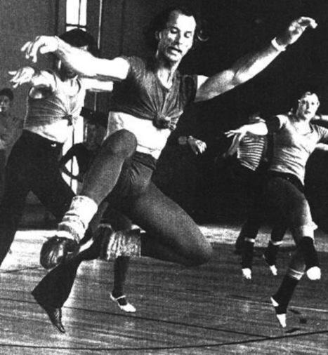 Matt Mattox 1921-2013 | la danse | Scoop.it