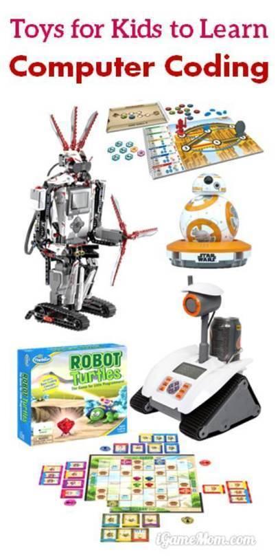12 Toys that Teach Kids Programming   Robotics and GBL Biosphere   Scoop.it