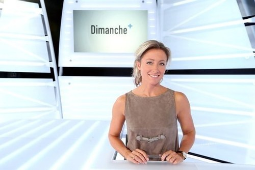 Altercation Baffie vs Michalak : Anne Sophie Lapix tacle l'animateur ... - 24matins