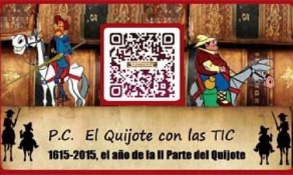 15 recursos para acercar Don Quijote a los alumnos   Recursos digitales Lengua y Literatura   Scoop.it