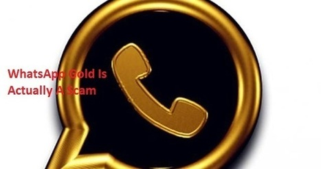 Attention! WhatsApp Gold Is Actually A Scam | High Page Rank Profile Creation Sites List | Scoop.it