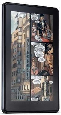 Comics numériques : un succès dû aux tablettes ? | LibraryLinks LiensBiblio | Scoop.it