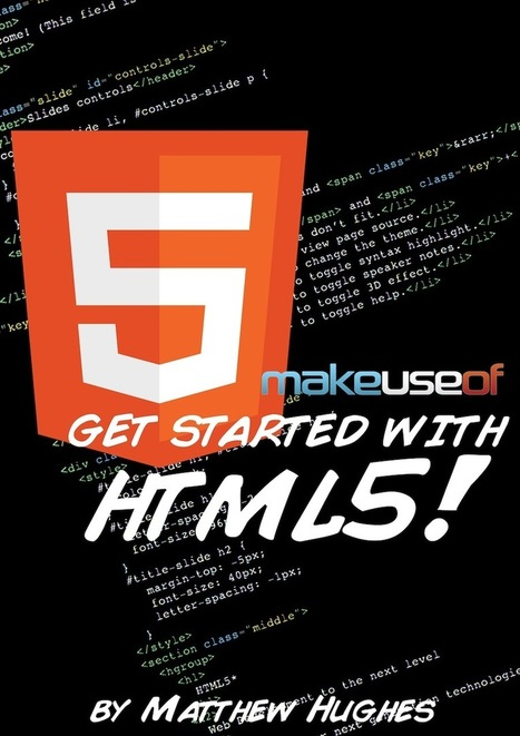 Get Started With HTML5 | salama.scoops | Scoop.it