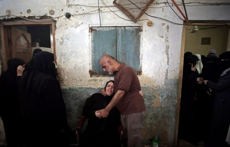 The lopsided death tolls in Israel-Palestinian conflicts - Washington Post (blog) | conflict and prejudice | Scoop.it