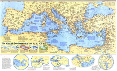 The #TeachNatGeo List: The Power of Maps | Navigate | Scoop.it