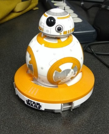 How Does Star Wars? BB-8 Work?