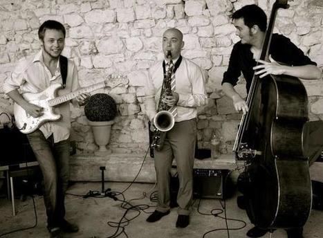 Le trio BRP sonne le retour des Jeudis Jazz - 23/07/2015 - Chinon (37) | Revue de Web par ClC | Scoop.it