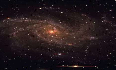 Acceleration relation found among spiral and irregular galaxies challenges current understanding of dark matter | Fragments of Science | Scoop.it