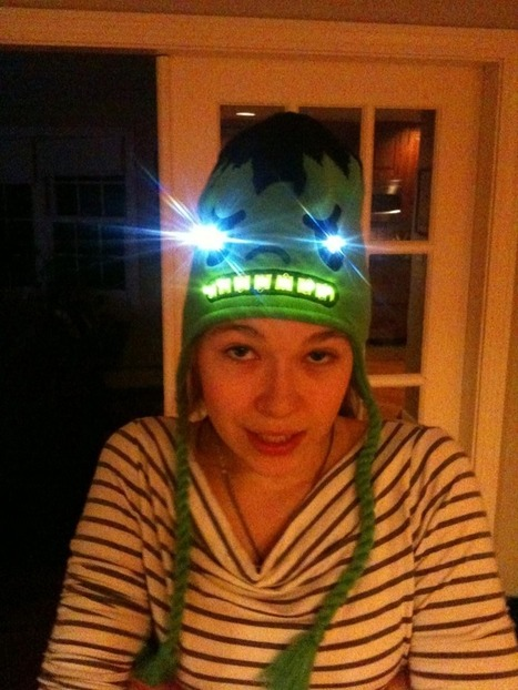 Prepping 4 @cschools apprenticeship-kids will use Lilypad Arduinos to light up hats, sports banners. What will U teach? http://yfrog.com/h7qgjqhej   Arduino Focus   Scoop.it