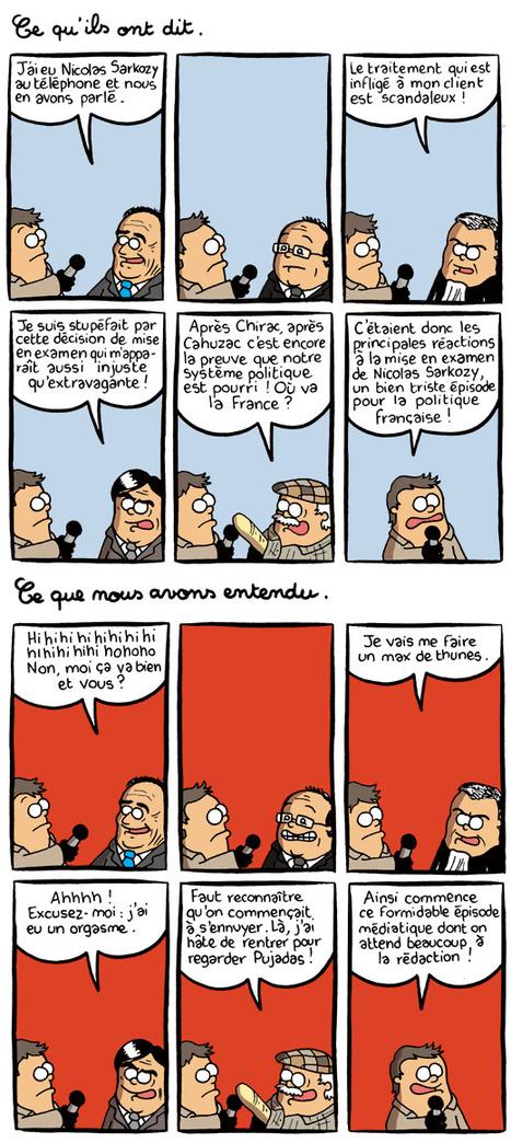 Le bal des faux-culs | Baie d'humour | Scoop.it