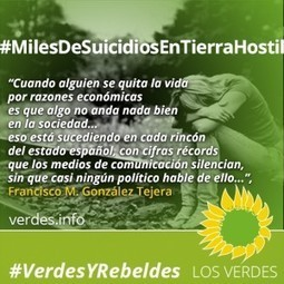 España: Miles de suicidios en tierra hostil   Opinión   Scoop.it