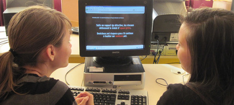 L'École numérique»Créer des jeux vidéo en classe : des outils simples d'accès  | Le jeu vidéo en bibliothèques publiques | Scoop.it