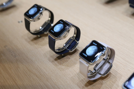 How The Apple Watch And iPhone 6 Plus Might Flip Your Mobile ComputingHabits | Trends in Tech | Scoop.it