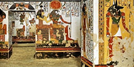 Luxor celebrates 110th anniversary of Queen Nefertari Tomb discovery | Cairo Post | Nubia; daily life and cultural heritage | Scoop.it