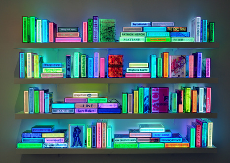 The Lighted Books of Airan Kang | Google Lit Trips: Reading About Reading | Scoop.it