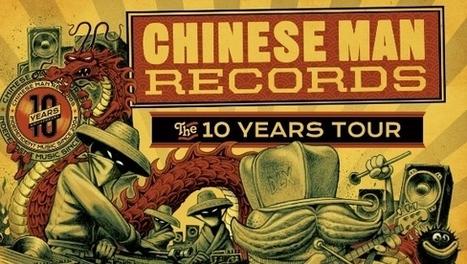 CHINESE MAN EN TOURNEE | La zik | Scoop.it