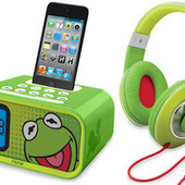 Being Green Isn't So Difficult With iHome's Kermit Gear | All Geeks | Scoop.it