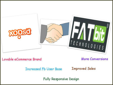Redesigned Xopso gets increased Online Sale with FATbit's Conversion Optimized Strategy | Current Online Marketing Trends | Scoop.it