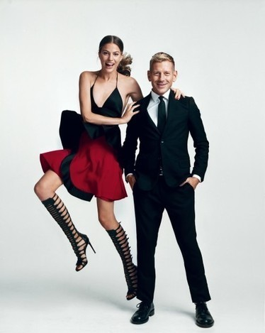 VOGUE | Breaking News: Paul Andrew Named Winner of the 2014 CFDA/Vogue Fashion Fund 11/3/14 | The Fashion Fund | Scoop.it