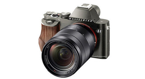 Hasselblad slaps some wood, $10000 price tag on Sony's new A7 - Engadget   Hitasoft Technologies - Fantacy - Fancyclone   Scoop.it