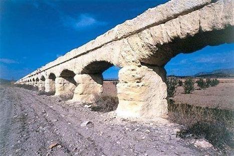 El acueducto de Albatana (Albacete), en la 'Lista Roja del Patrimonio' de Hispania Nostra | Arqueología romana en Hispania | Scoop.it