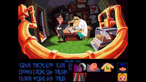 Day of the Tentacle Remastered disponible » Le Mag de MO5.COM | [FTH]-NEWS | Scoop.it