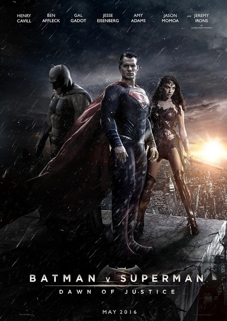 Why Batman v Superman is not a big success?   Photography and Photo Gears   Scoop.it