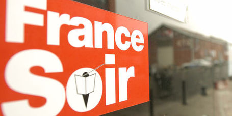 France Soir mis en liquidation | Le Monde | Managing options | Scoop.it