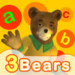 Touch and Write Storybook: 3 Bears | Apps for Children with Special Needs | Scoop.it