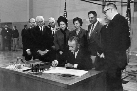 The Higher Education Act Just Turned 50. Has It Done What It Was Supposed To? | TRENDS IN HIGHER EDUCATION | Scoop.it