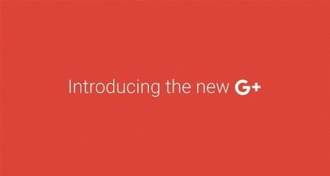 Il nuovo Google+ è qui | Content Marketing & Content Strategy | Scoop.it