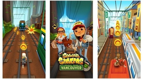 Subway Surfers 1.23.0 MOD APK Vancouver Canada Download | Phone Apps Game Reviews Tech | Scoop.it