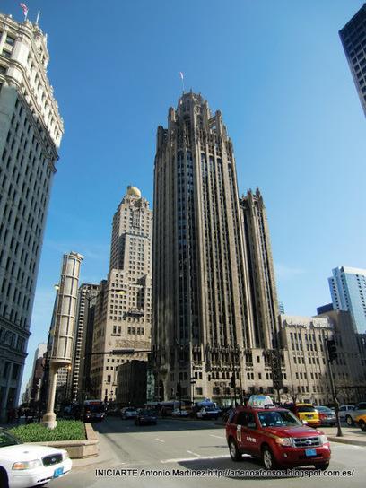 Iniciarte: Chicago Tribune Building | EnsimismArte | Scoop.it