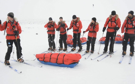 disabled soldiers prepare for South Pole race | Differently Abled and Our Glorious Gadgets | Scoop.it