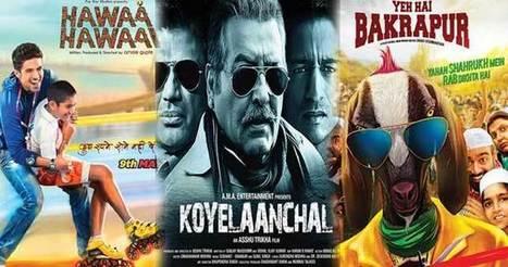फिल्मी फ्राइडे: आज होगा चार फिल्मों का मुकाबला | Entertainment News in Hindi | Scoop.it