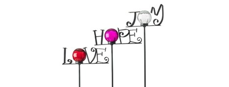 Word 3-Pack - Joy, Hope, and Love - 8.99 - Frugal or Free | Frugal and Thrifty | Scoop.it