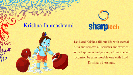 Have a Good Time on This Krishna Janmashtami | News for India Festival | Scoop.it