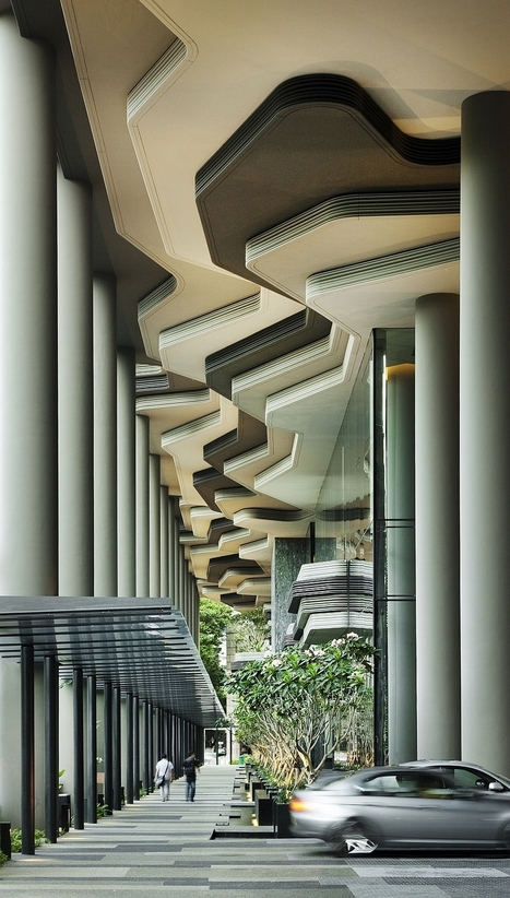 Breathtaking Green Hotel In Singapore Showcases Sustainable Architecture   Le flux d'Infogreen.lu   Scoop.it