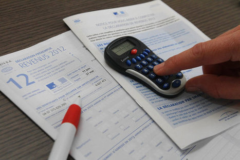 Impôts : les réponses à vos questions - Europe1 | Impôts et fiscalité | Scoop.it