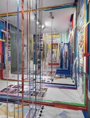 'PAINT THINGS' is off the wall - Boston Globe | Contemporary Art hh | Scoop.it