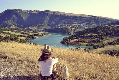 Summer Le Marche Memories | Lago di Fiastra, Italy | Le Marche another Italy | Scoop.it