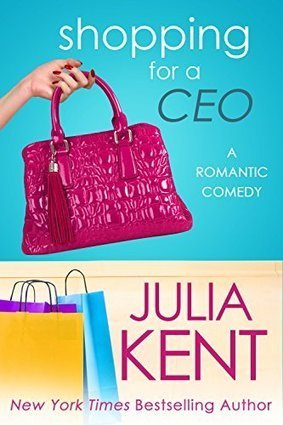 """Books Direct: """"Shopping for a CEO"""" by Julia Kent 