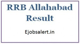 RRB Allahabad Result rrbald.gov.in NTPC Document Verification | Latest Exam Results | Scoop.it