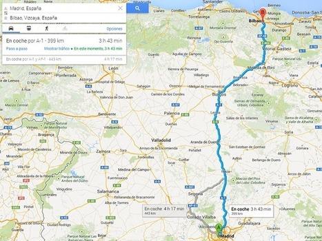 Nuevo Google Maps: Análisis a fondo | investigadores y docentes de historia | Scoop.it