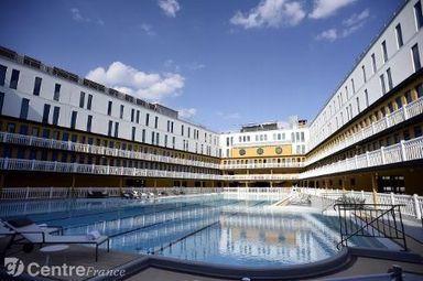 La luxueuse renaissance de la mythique piscine Molitor - Le Journal du Centre | Spa de luxe | Scoop.it