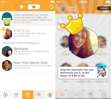 Foursquare Swarm, ritornano i sindaci | Social Media War | Scoop.it