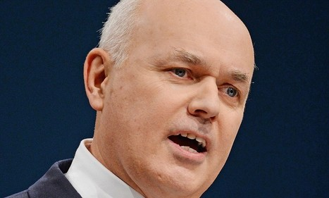 Stop interfering over benefits, Iain Duncan Smith tells EU as he demands new rights to curb handouts   Business Video Directory   Scoop.it