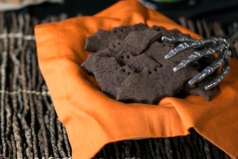 Vegan Chocolate Graham Crackers Recipe (Dairy-Free) | Vegan Food | Scoop.it