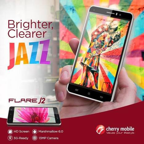Cherry Mobile J2: 5-inch HD Display, Quad-core CPU, Android 6.0 Marshmallow | NoypiGeeks | Philippines' Technology News, Reviews, and How to's | Gadget Reviews | Scoop.it