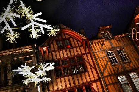 Swing la bacaisse dans l'fond d'la boîte à bois: Une soirée à Troyes, ça sent Noël ! | 100% sirop d'érable & Live from France | Scoop.it